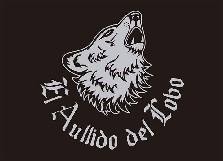 El Aullido del Lobo Youtube Logotipo
