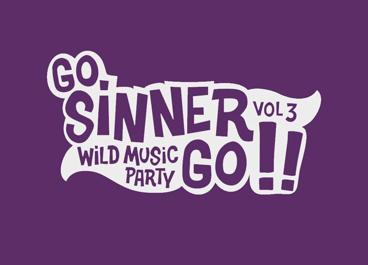 Go Sinner Go!! Wild Music Party Logotipo