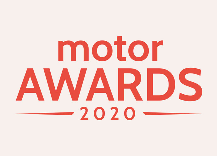 Motor Awards 2020 logo