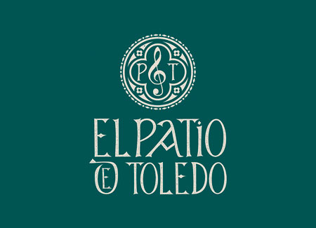 El Patio de Toledo, grupo musical de romances, Logotipo
