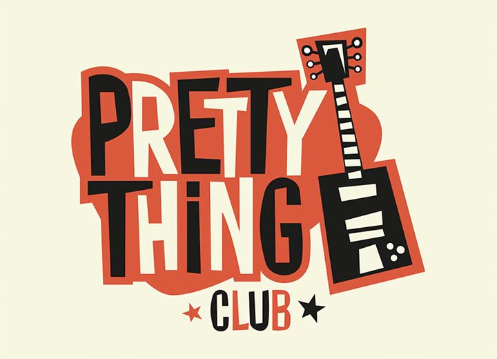 Pretty Thing Club logotipo