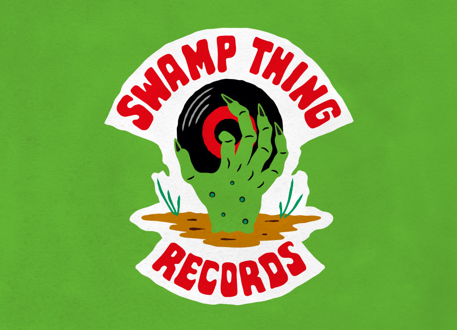 Swamp Thing Records logotipo