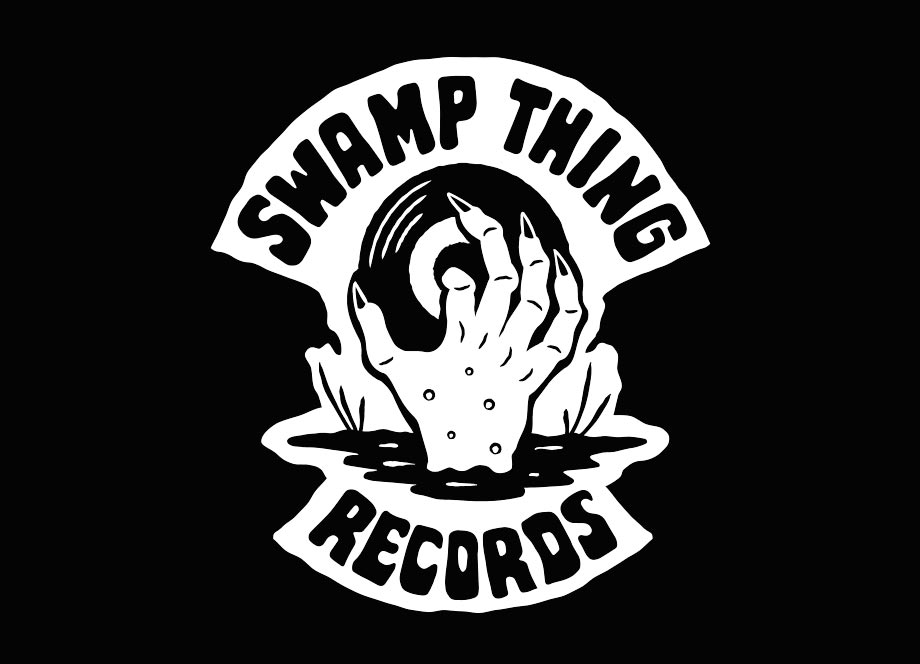 Swamp Thing Records Branding