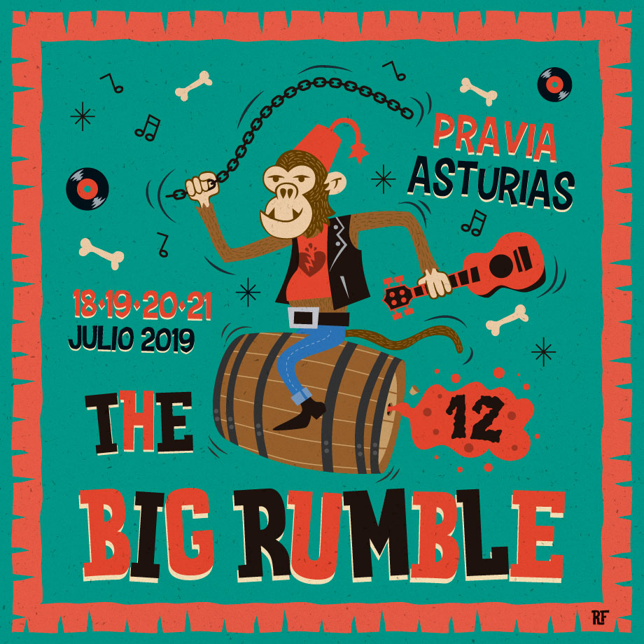 The Big 12th Rumble Festival